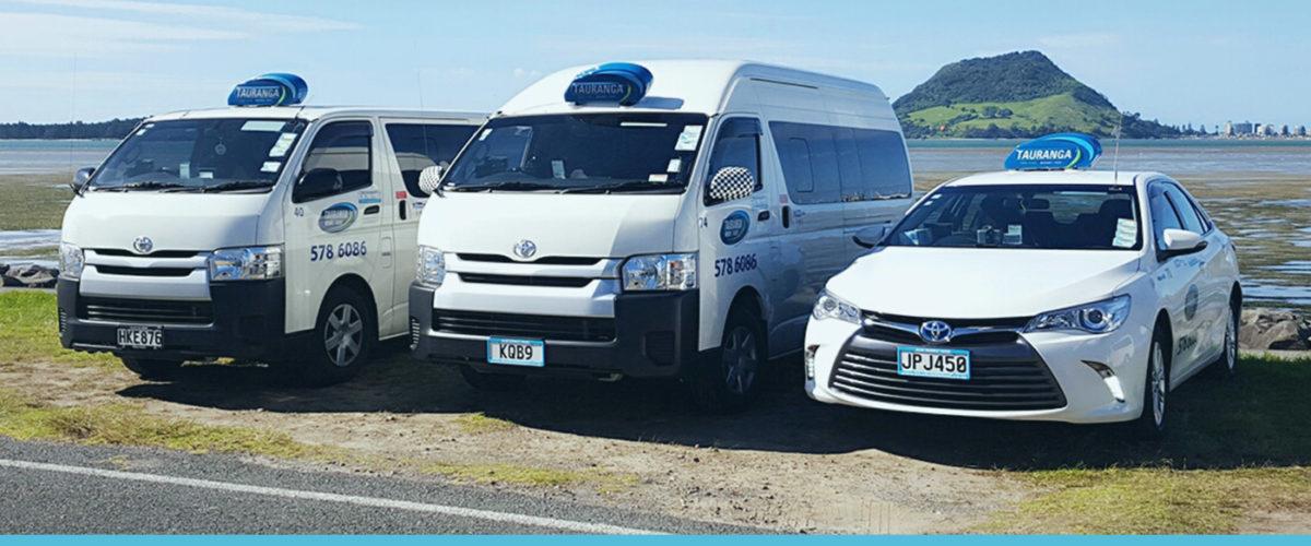 Tauranga taxis